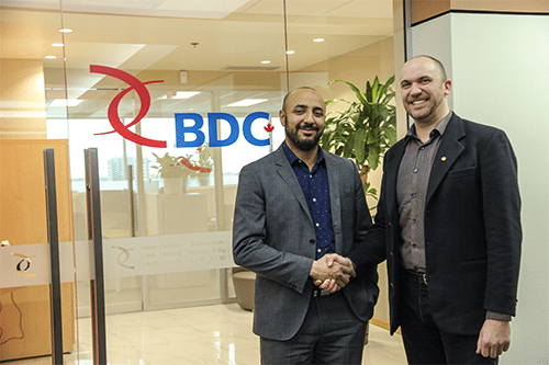 New Support From BDC For An Initial Financial Package Of More Than $1M